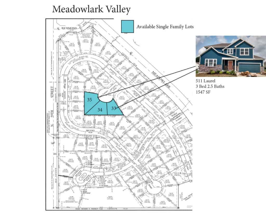 Meadowlark Valley Lot Availability